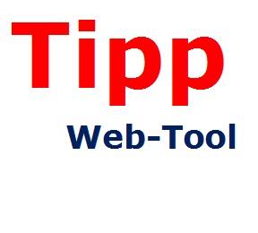 Tipp Web-Tool