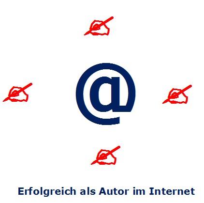 Erfolgreich als Autor im Internet